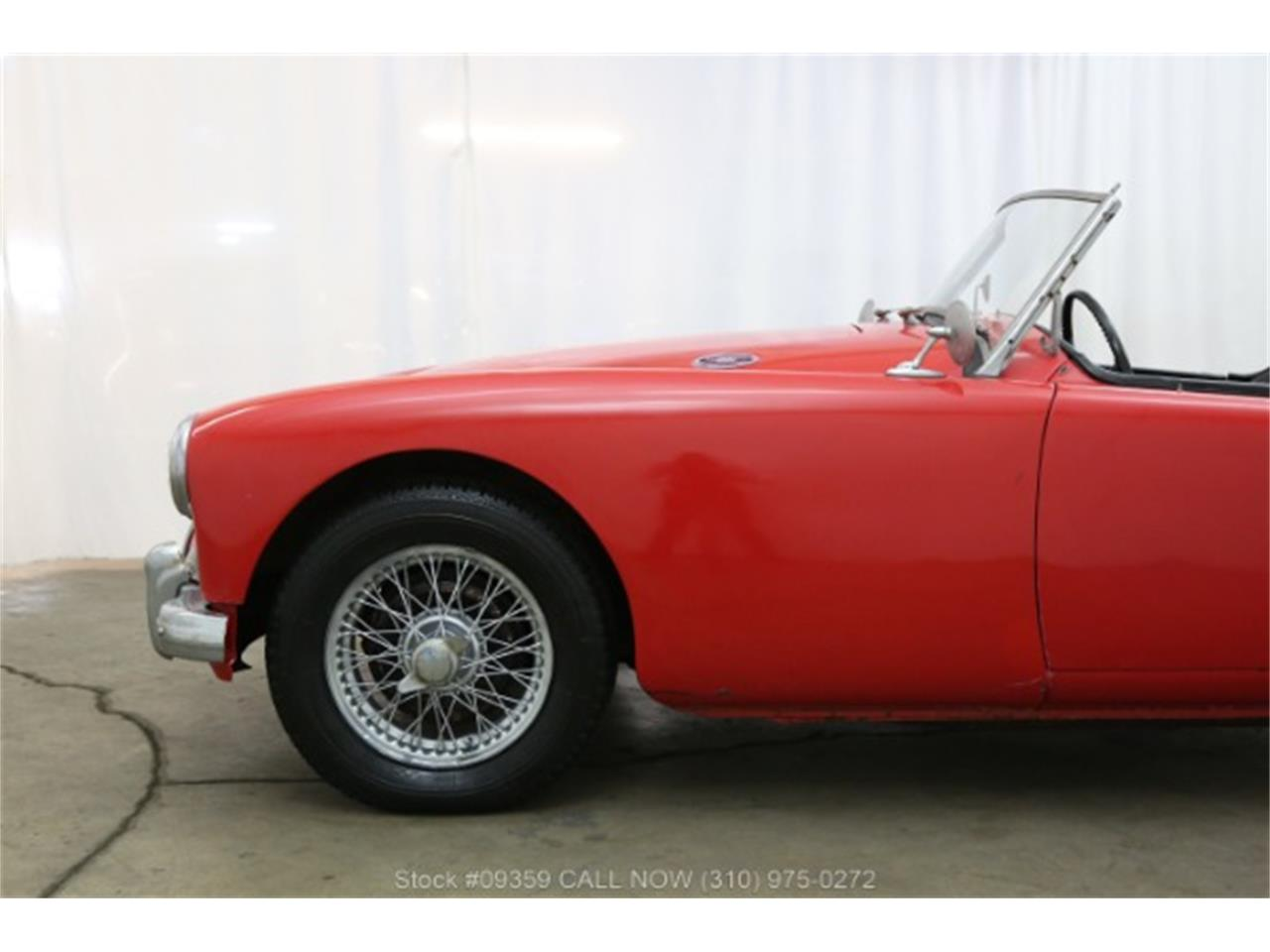 Large Picture of Classic '58 MG Antique - MZ7G