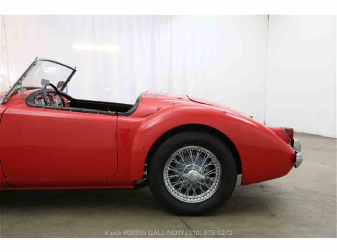 Large Picture of Classic '58 MG Antique - $12,750.00 - MZ7G