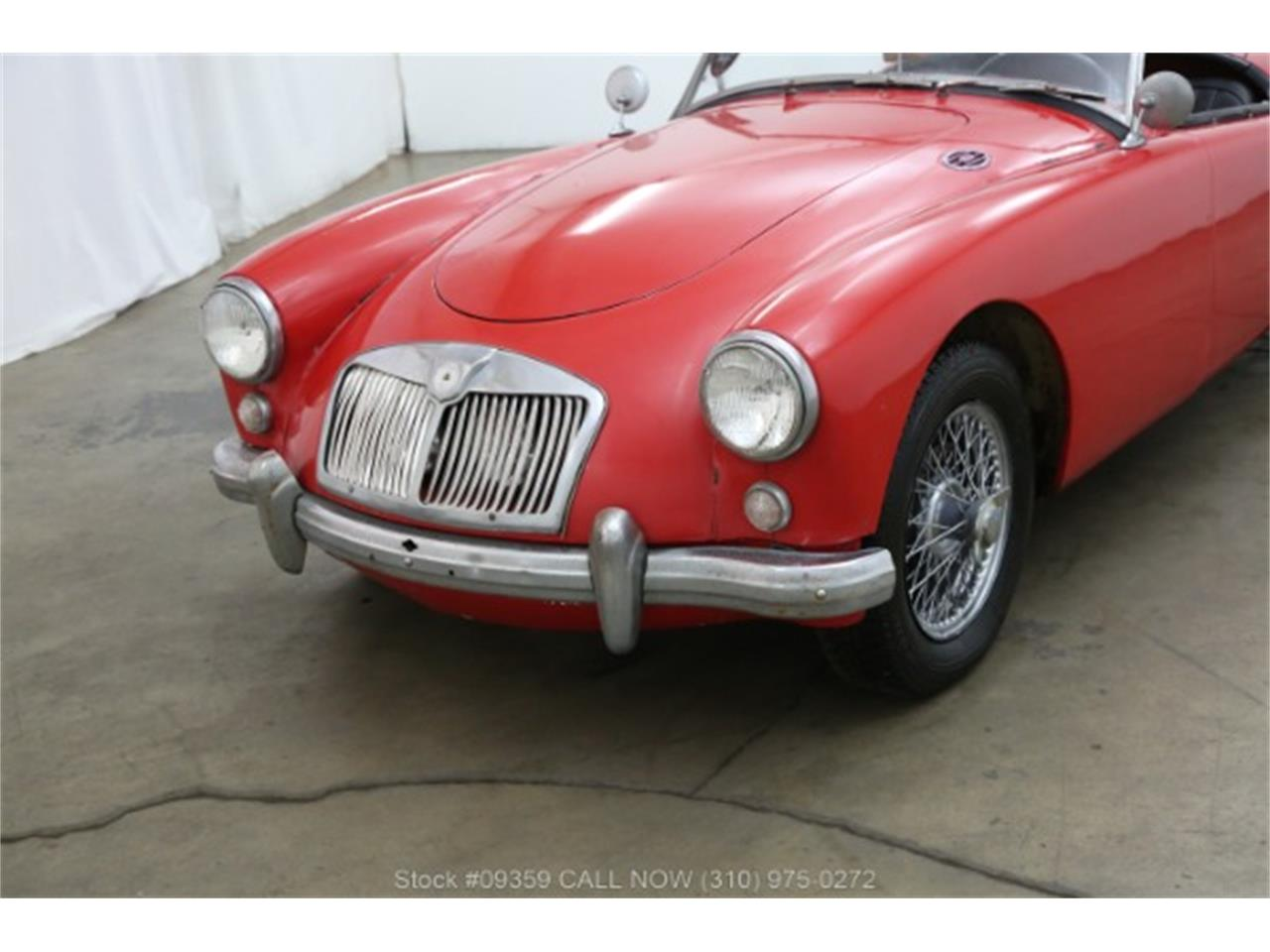 Large Picture of Classic 1958 MG Antique located in California - MZ7G