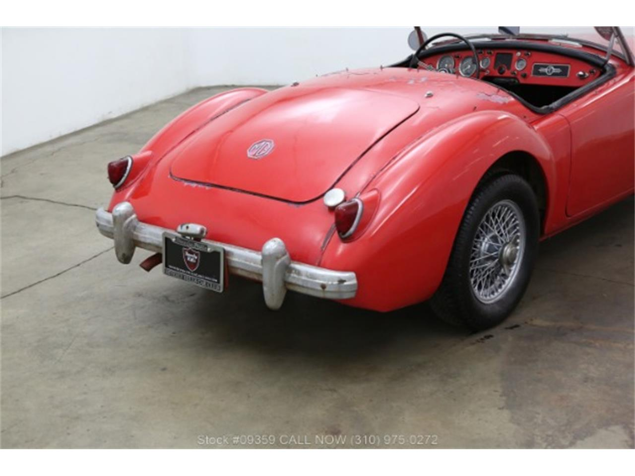 Large Picture of 1958 MG Antique located in California - $8,950.00 Offered by Beverly Hills Car Club - MZ7G