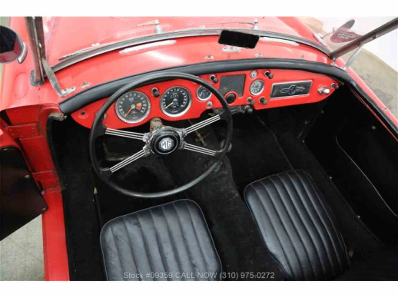 Large Picture of Classic '58 MG Antique located in California - $12,750.00 Offered by Beverly Hills Car Club - MZ7G