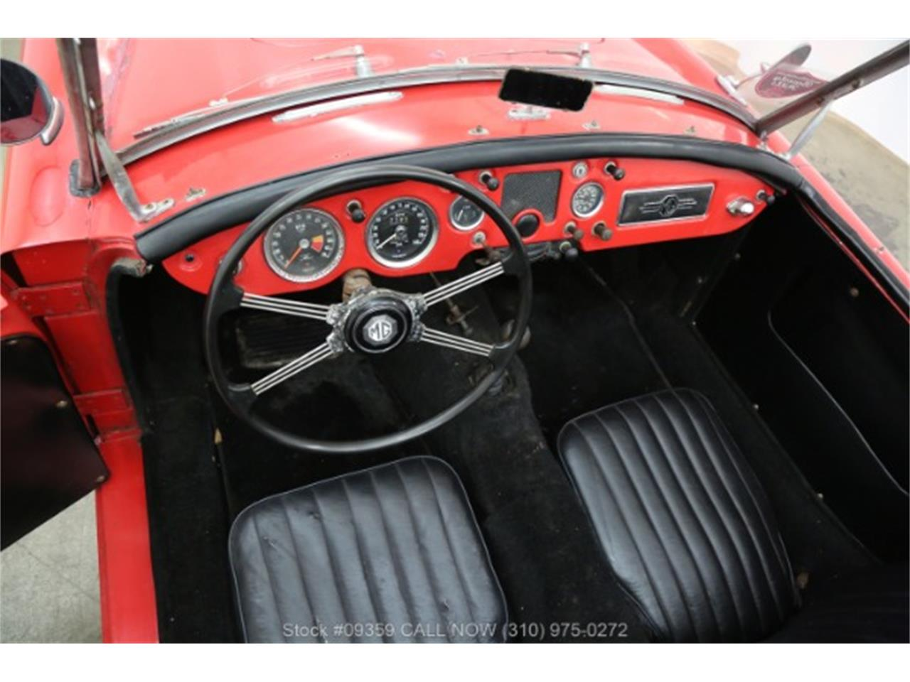 Large Picture of '58 MG Antique located in Beverly Hills California - $8,950.00 Offered by Beverly Hills Car Club - MZ7G