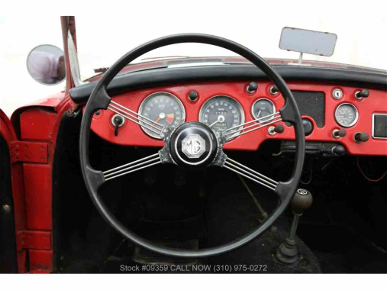 Large Picture of '58 MG Antique located in Beverly Hills California - MZ7G