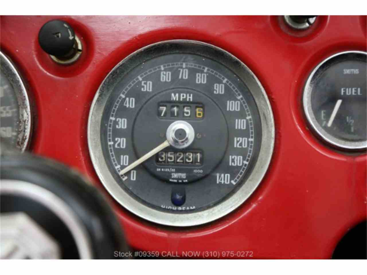 Large Picture of Classic '58 MG Antique located in Beverly Hills California Offered by Beverly Hills Car Club - MZ7G