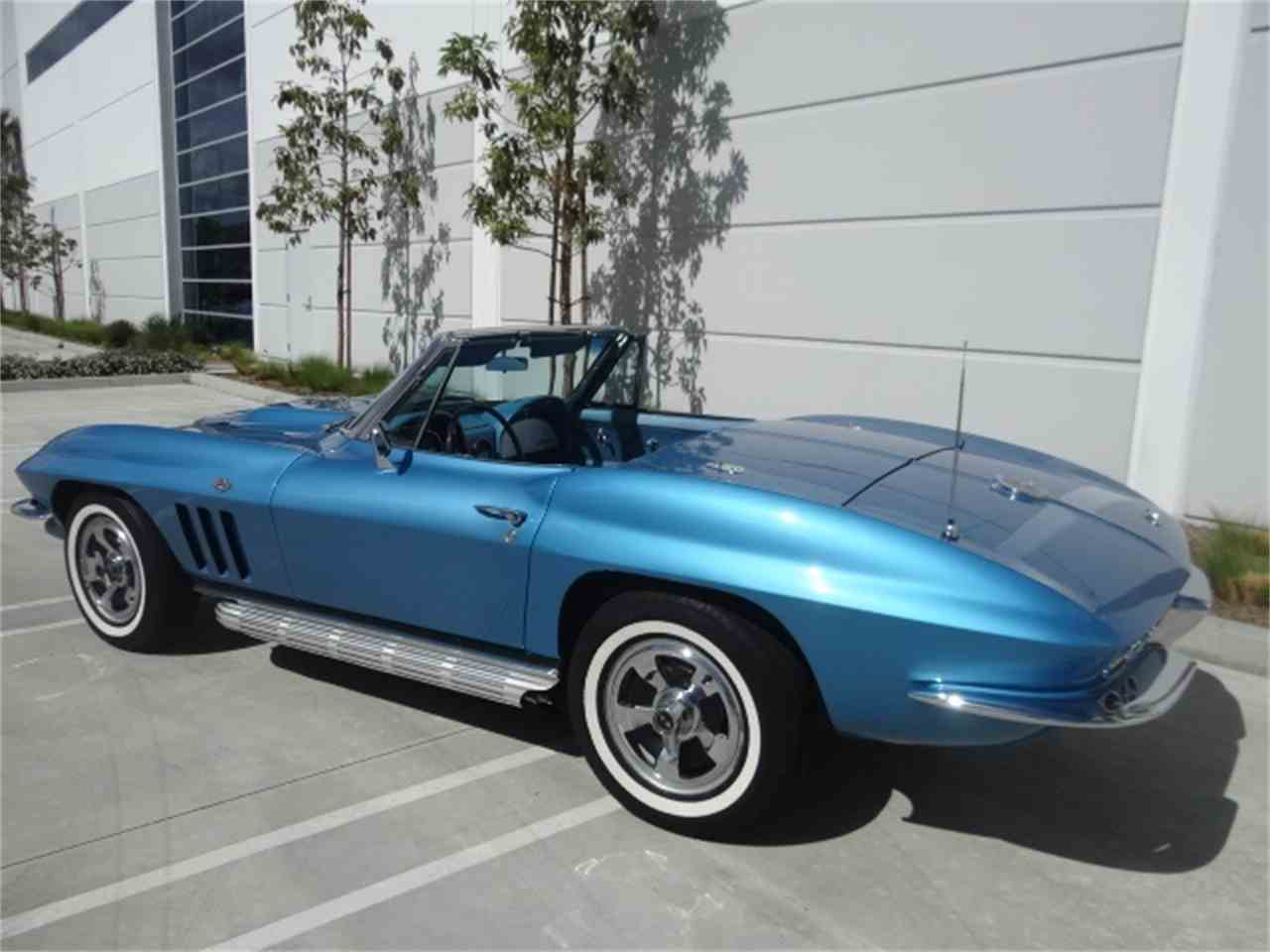 Large Picture of '65 Corvette - MZ7L