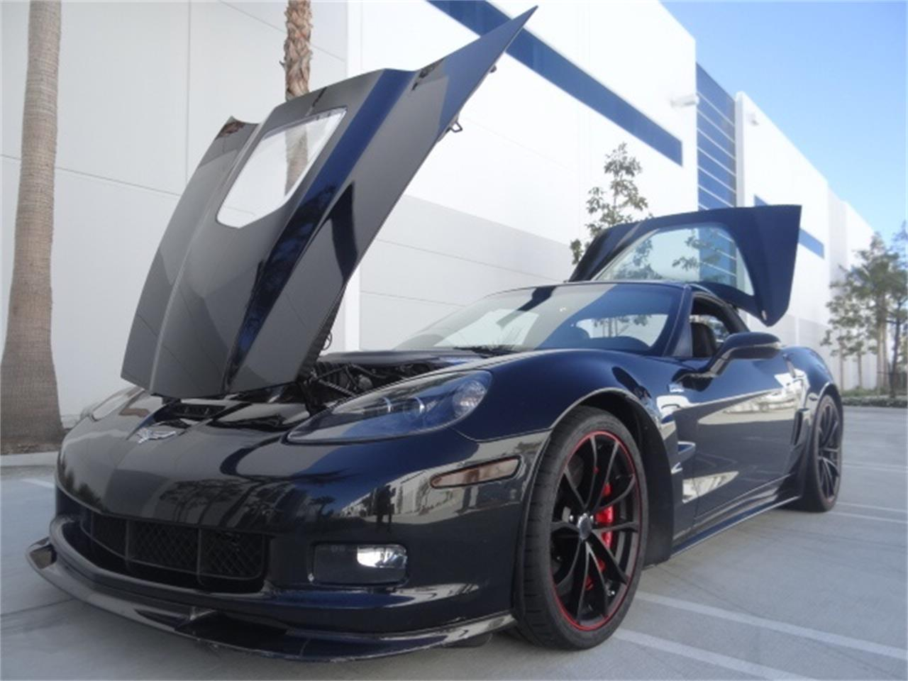 Large Picture of '12 Corvette - MZ7N
