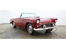 Picture of '55 Thunderbird located in Beverly Hills California - $19,950.00 Offered by Beverly Hills Car Club - MZ7Q