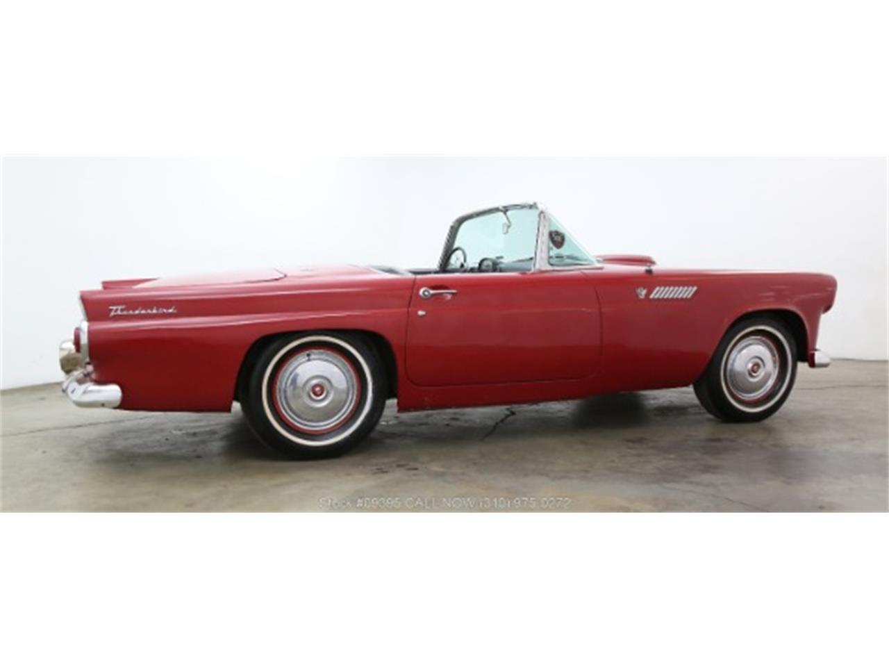 Large Picture of '55 Thunderbird located in Beverly Hills California - $19,950.00 - MZ7Q