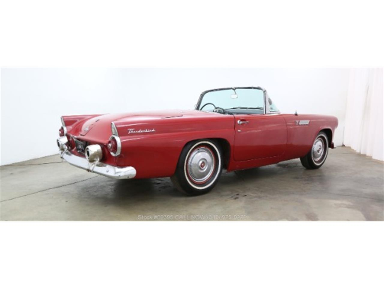 Large Picture of Classic '55 Ford Thunderbird located in California Offered by Beverly Hills Car Club - MZ7Q