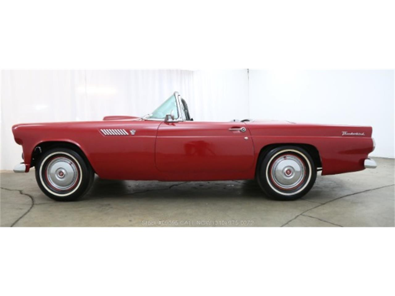 Large Picture of '55 Thunderbird located in Beverly Hills California Offered by Beverly Hills Car Club - MZ7Q