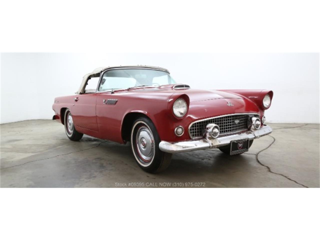 Large Picture of Classic '55 Ford Thunderbird located in Beverly Hills California - $19,950.00 Offered by Beverly Hills Car Club - MZ7Q