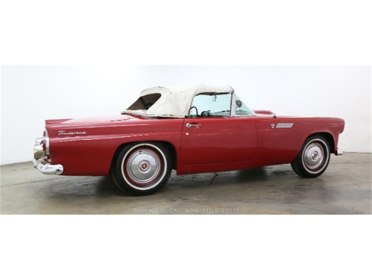 Large Picture of Classic '55 Ford Thunderbird located in Beverly Hills California - $19,950.00 - MZ7Q