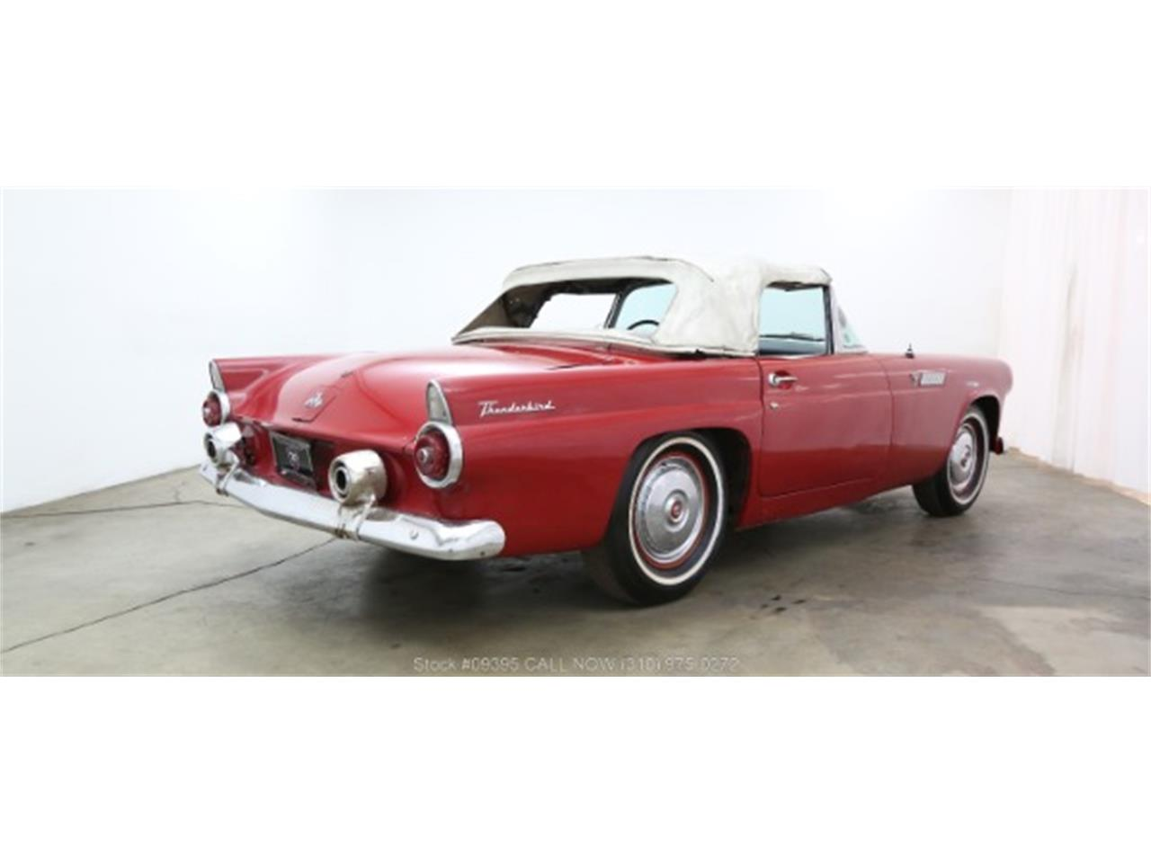 Large Picture of Classic '55 Ford Thunderbird Offered by Beverly Hills Car Club - MZ7Q