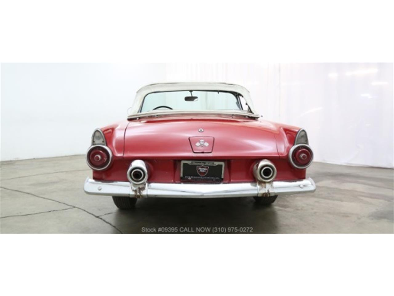 Large Picture of '55 Ford Thunderbird located in California Offered by Beverly Hills Car Club - MZ7Q