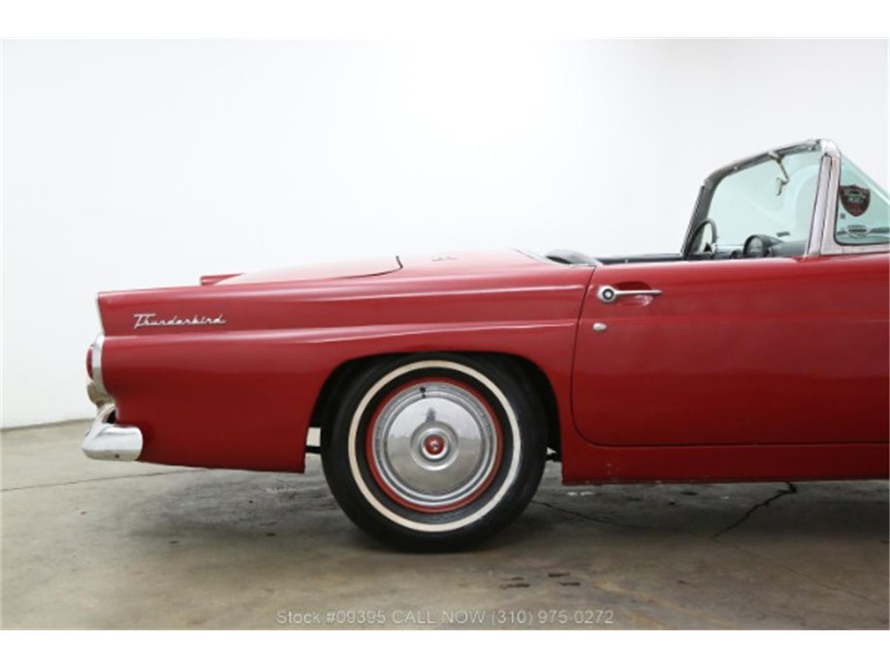 Large Picture of Classic 1955 Ford Thunderbird Offered by Beverly Hills Car Club - MZ7Q