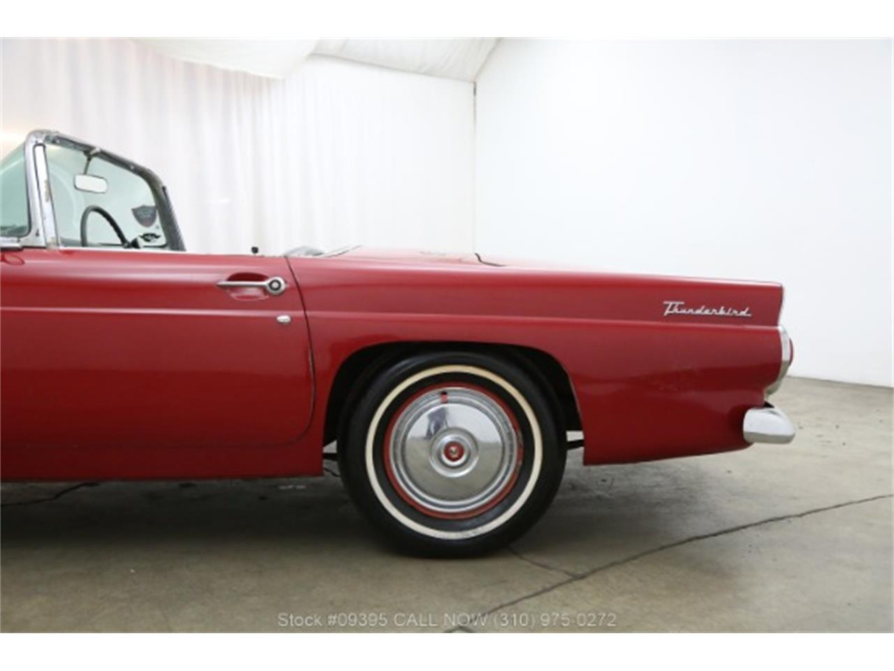 Large Picture of Classic 1955 Ford Thunderbird located in Beverly Hills California - $19,950.00 Offered by Beverly Hills Car Club - MZ7Q