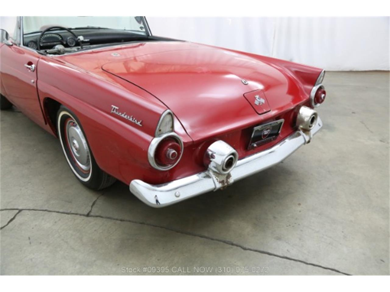 Large Picture of Classic 1955 Ford Thunderbird - MZ7Q