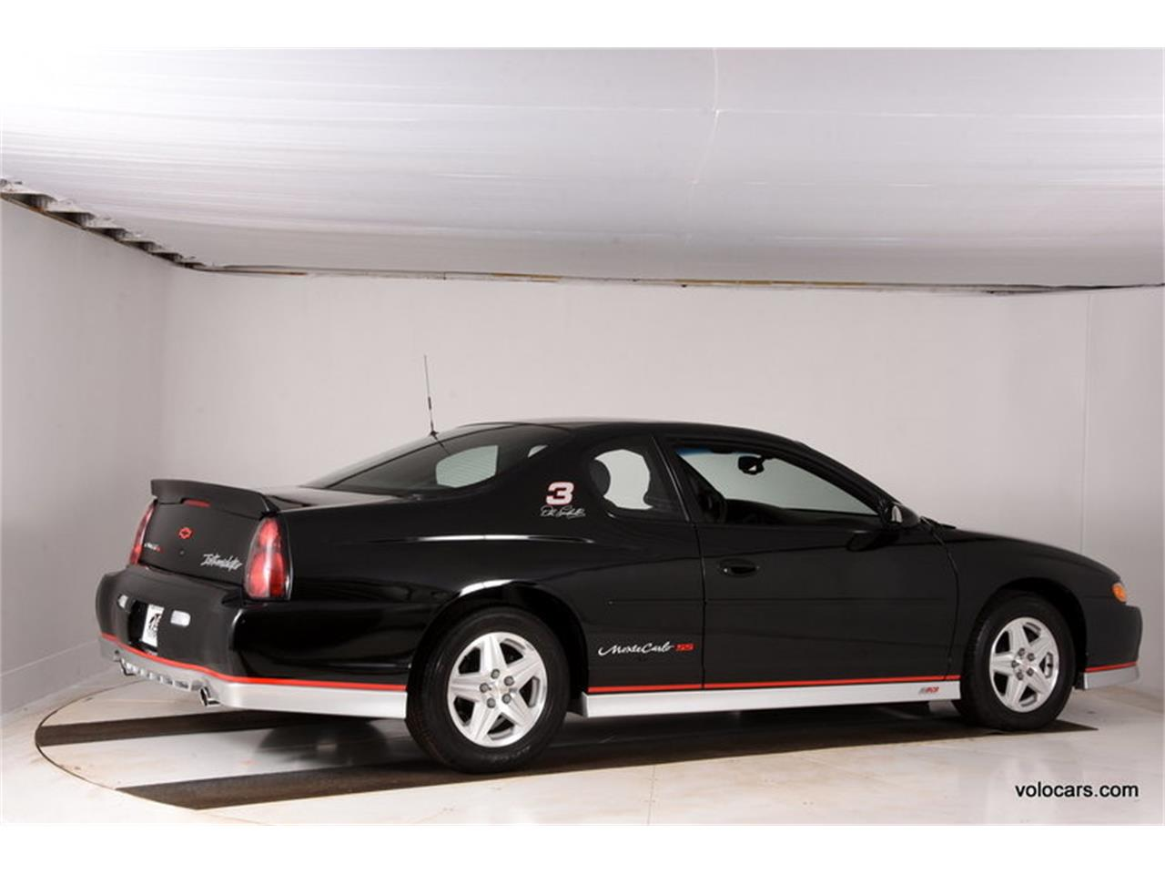 Large Picture of '02 Monte Carlo SS - MZ7T