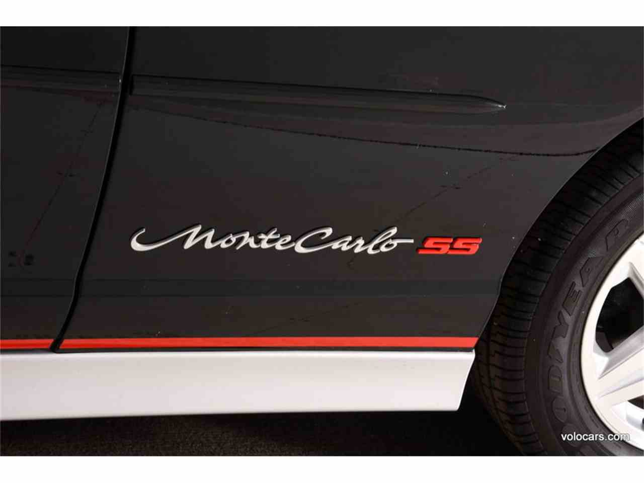 Large Picture of '02 Monte Carlo SS located in Illinois Offered by Volo Auto Museum - MZ7T