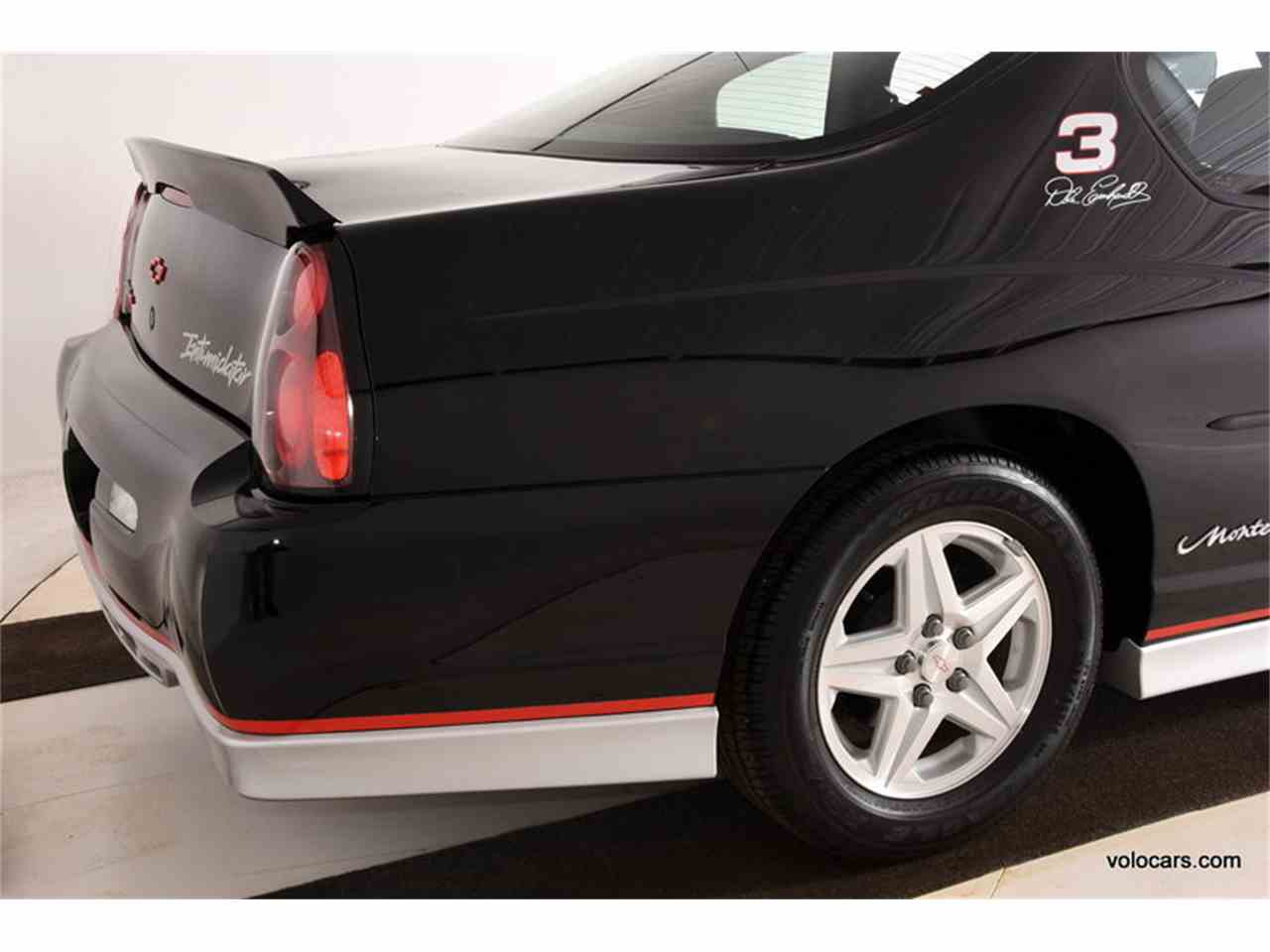 Large Picture of 2002 Chevrolet Monte Carlo SS located in Volo Illinois Offered by Volo Auto Museum - MZ7T