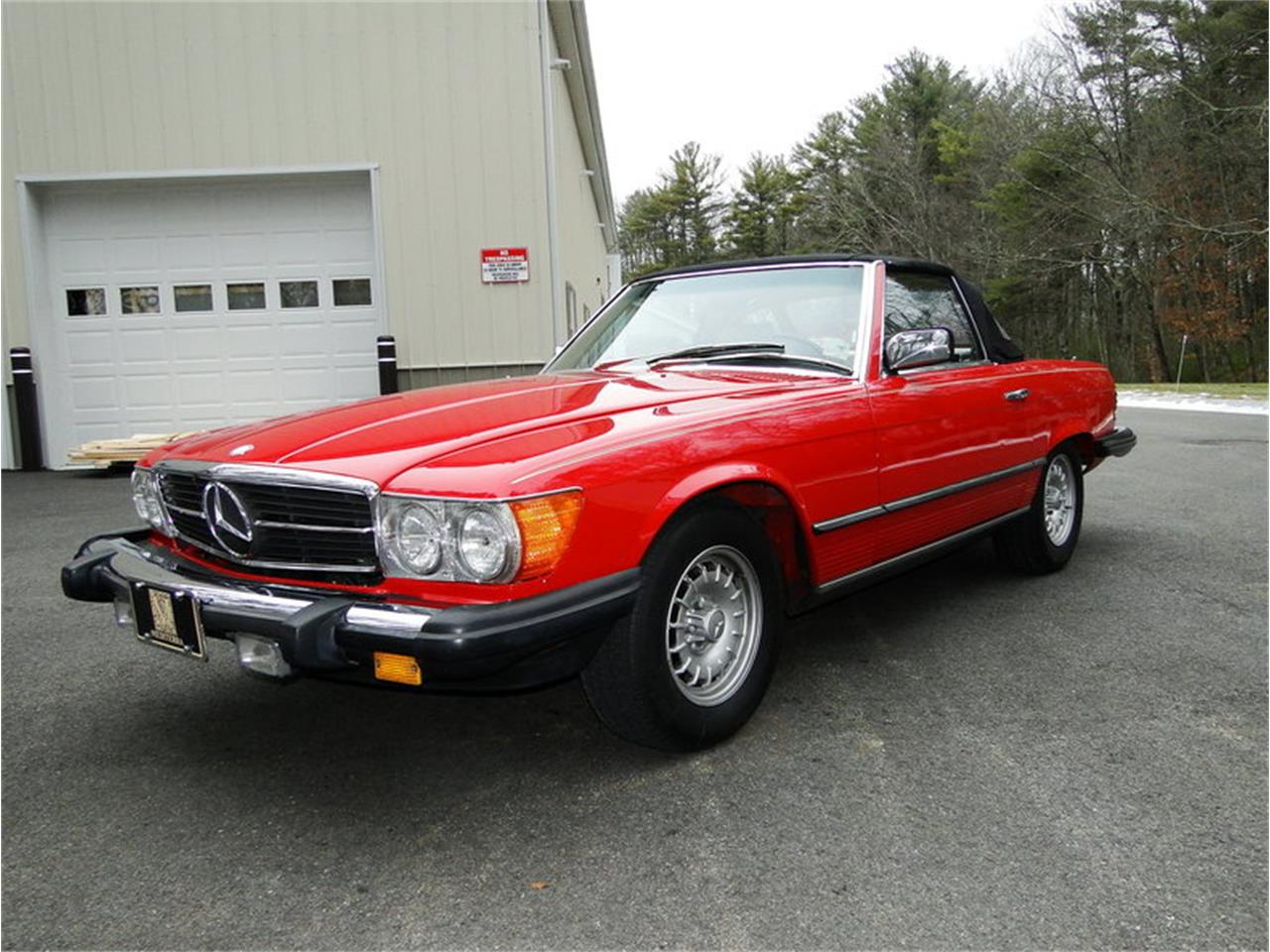 Large Picture of '85 380SL - MZ86