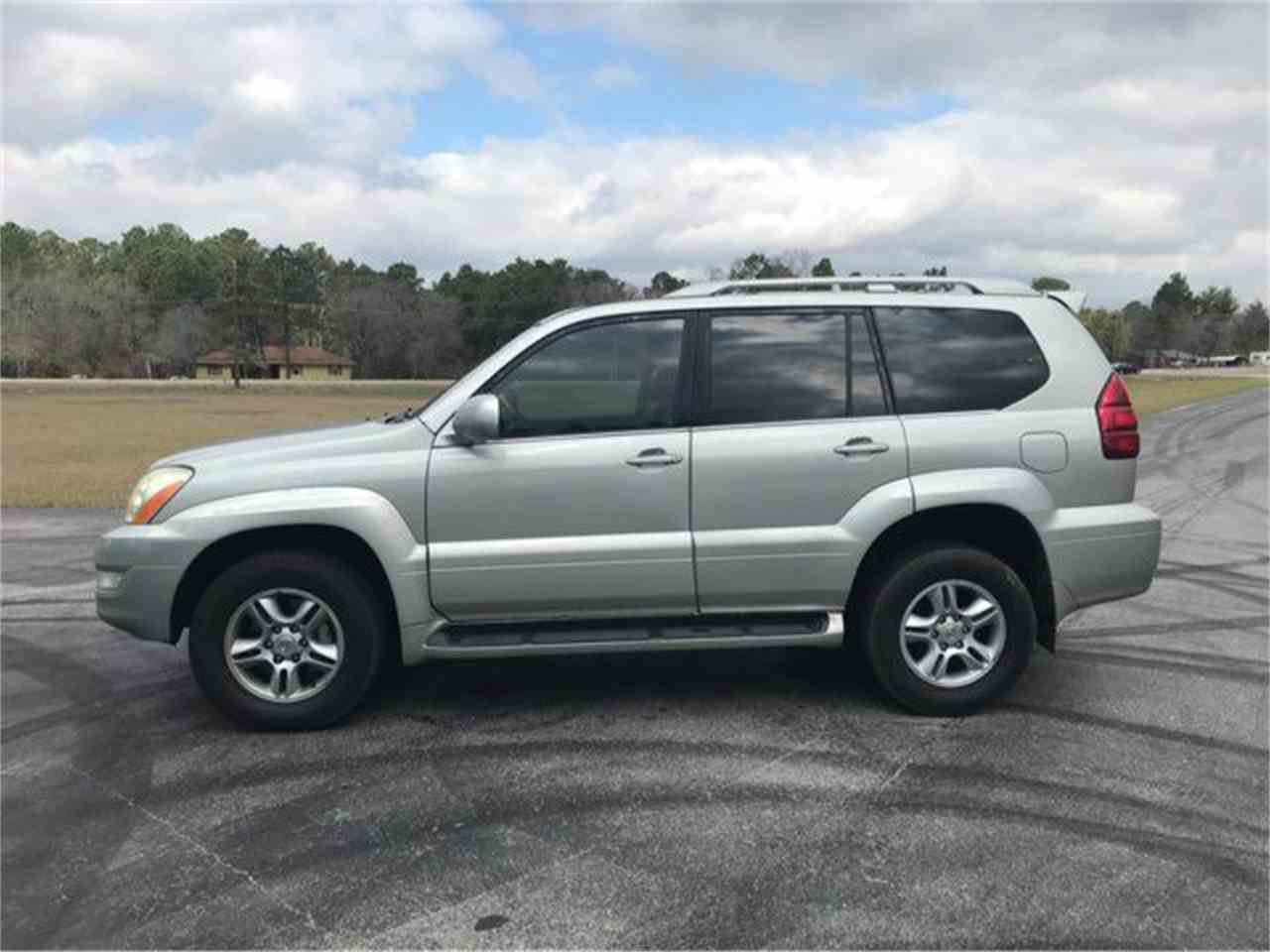 Large Picture of '03 GX470 - MZ88