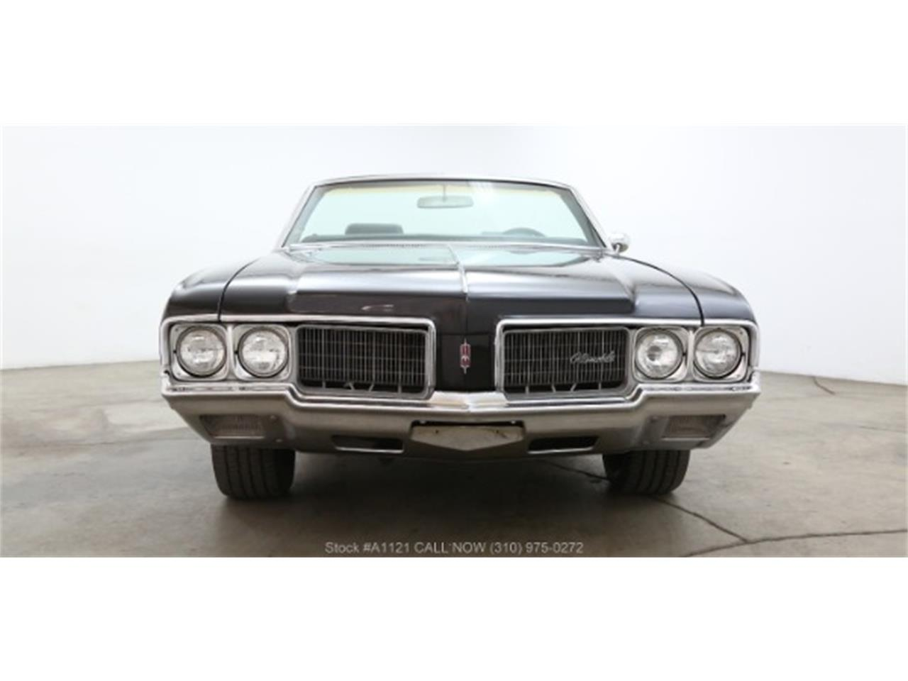 Large Picture of 1970 Oldsmobile Cutlass - MZ8B