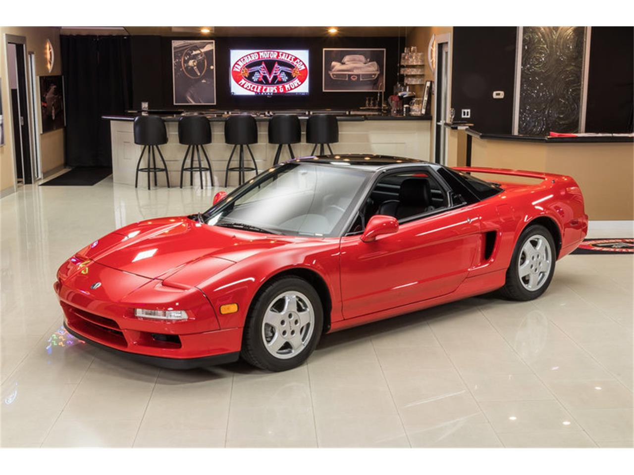 Large Picture of 1992 Acura NSX located in Plymouth Michigan - $69,900.00 Offered by Vanguard Motor Sales - MZ8C