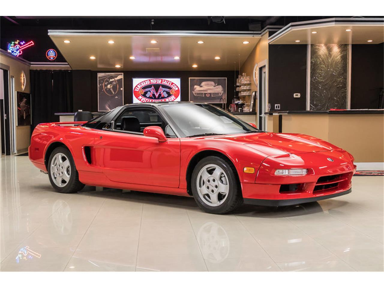 Large Picture of 1992 Acura NSX located in Michigan Offered by Vanguard Motor Sales - MZ8C