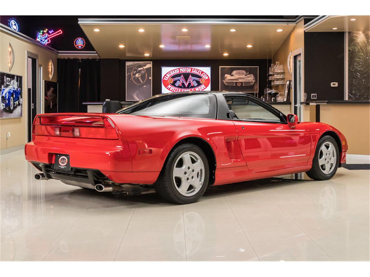 Large Picture of '92 Acura NSX located in Michigan - $69,900.00 Offered by Vanguard Motor Sales - MZ8C