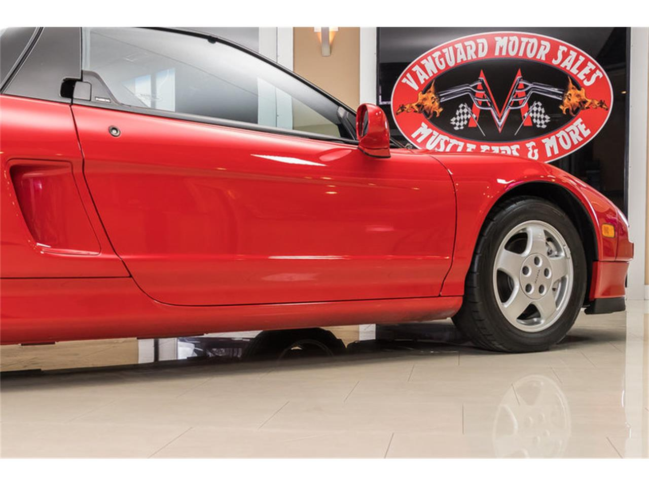 Large Picture of '92 NSX located in Michigan Offered by Vanguard Motor Sales - MZ8C