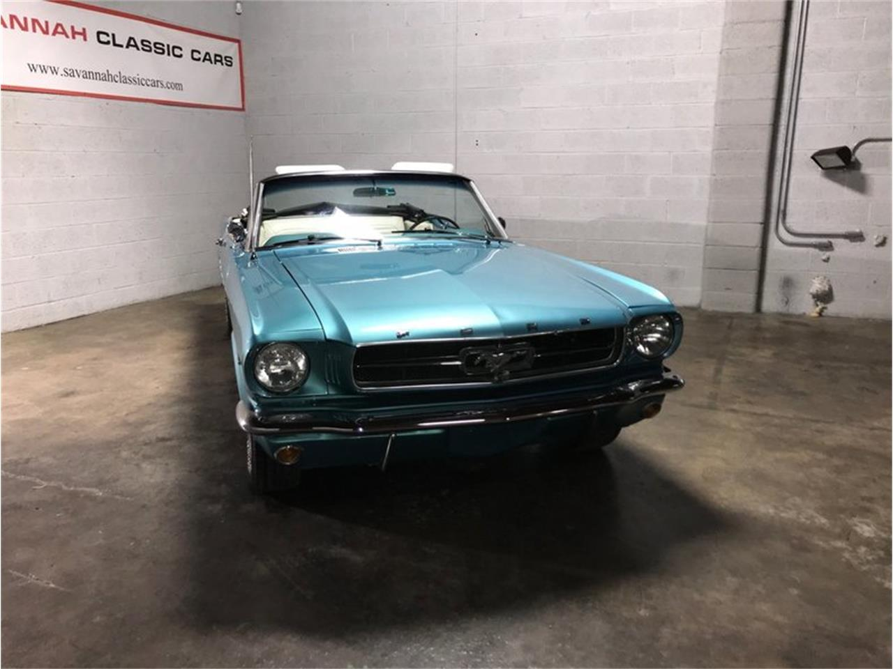 Large Picture of '65 Mustang - MZ8J