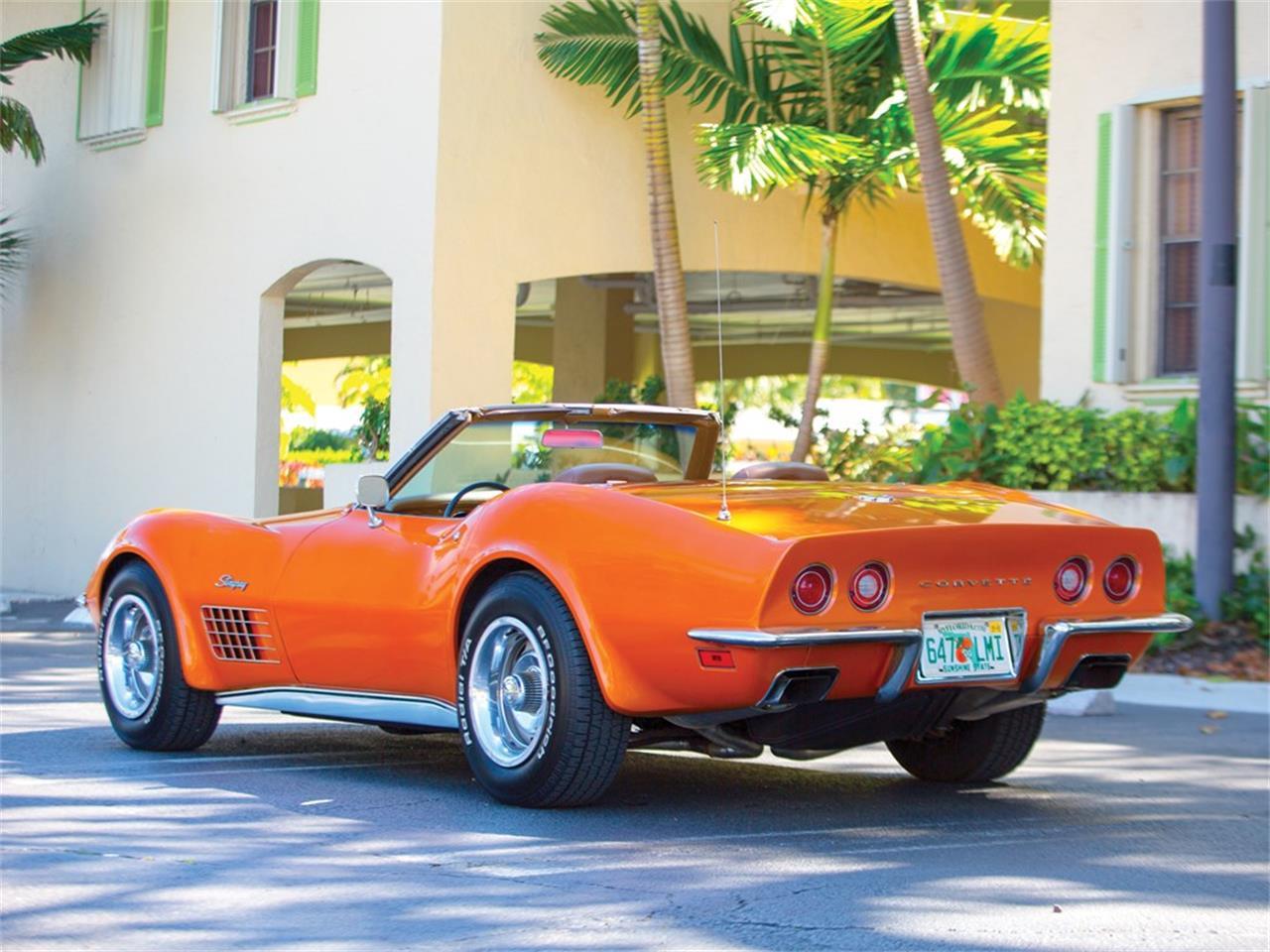 Large Picture of '71 Corvette - MXS2
