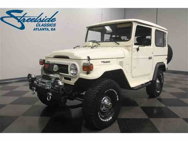 Picture of '78 Land Cruiser FJ located in Lithia Springs Georgia - $35,995.00 Offered by Streetside Classics - Atlanta - MZ8L