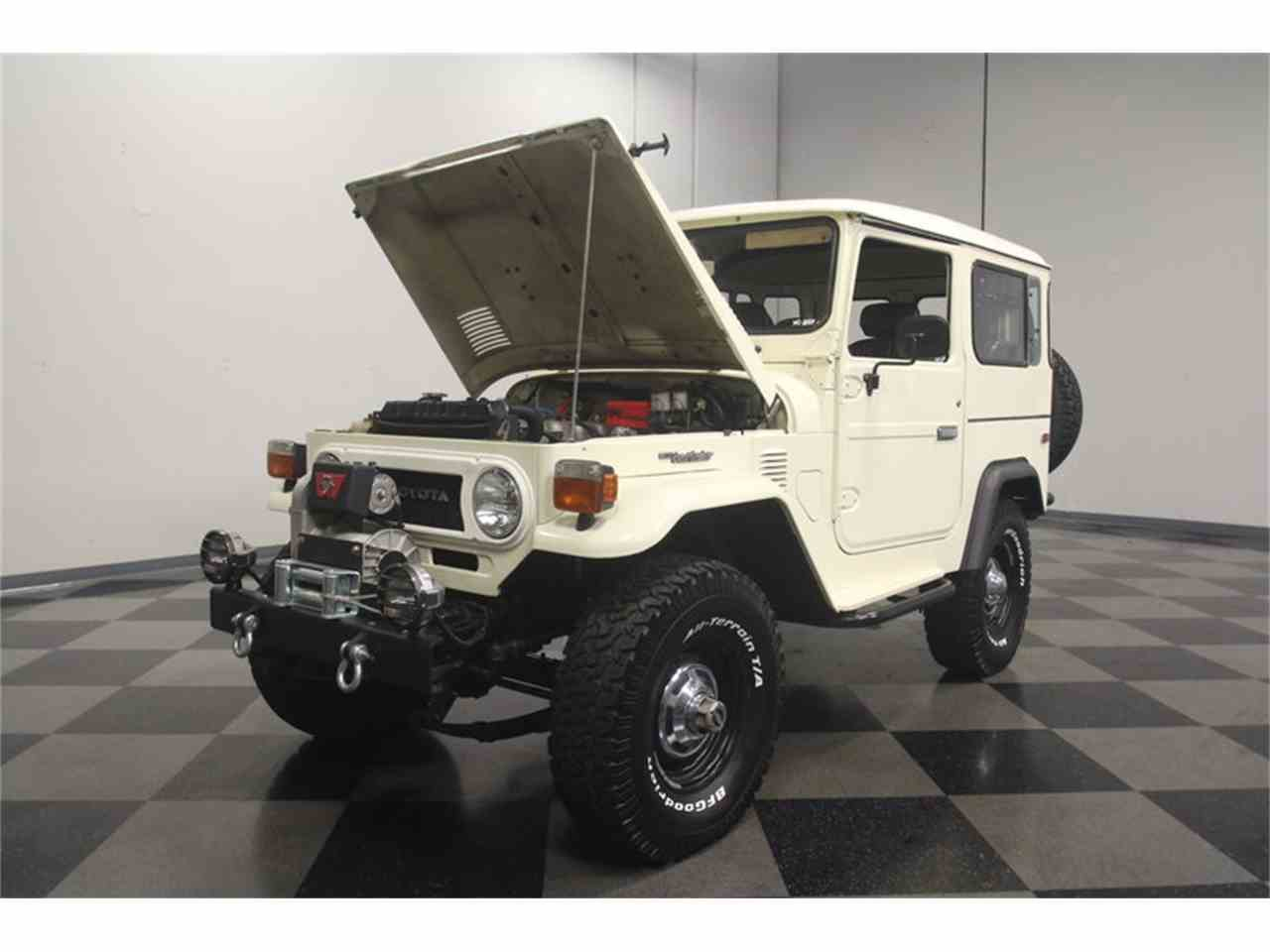 Large Picture of '78 Land Cruiser FJ - MZ8L