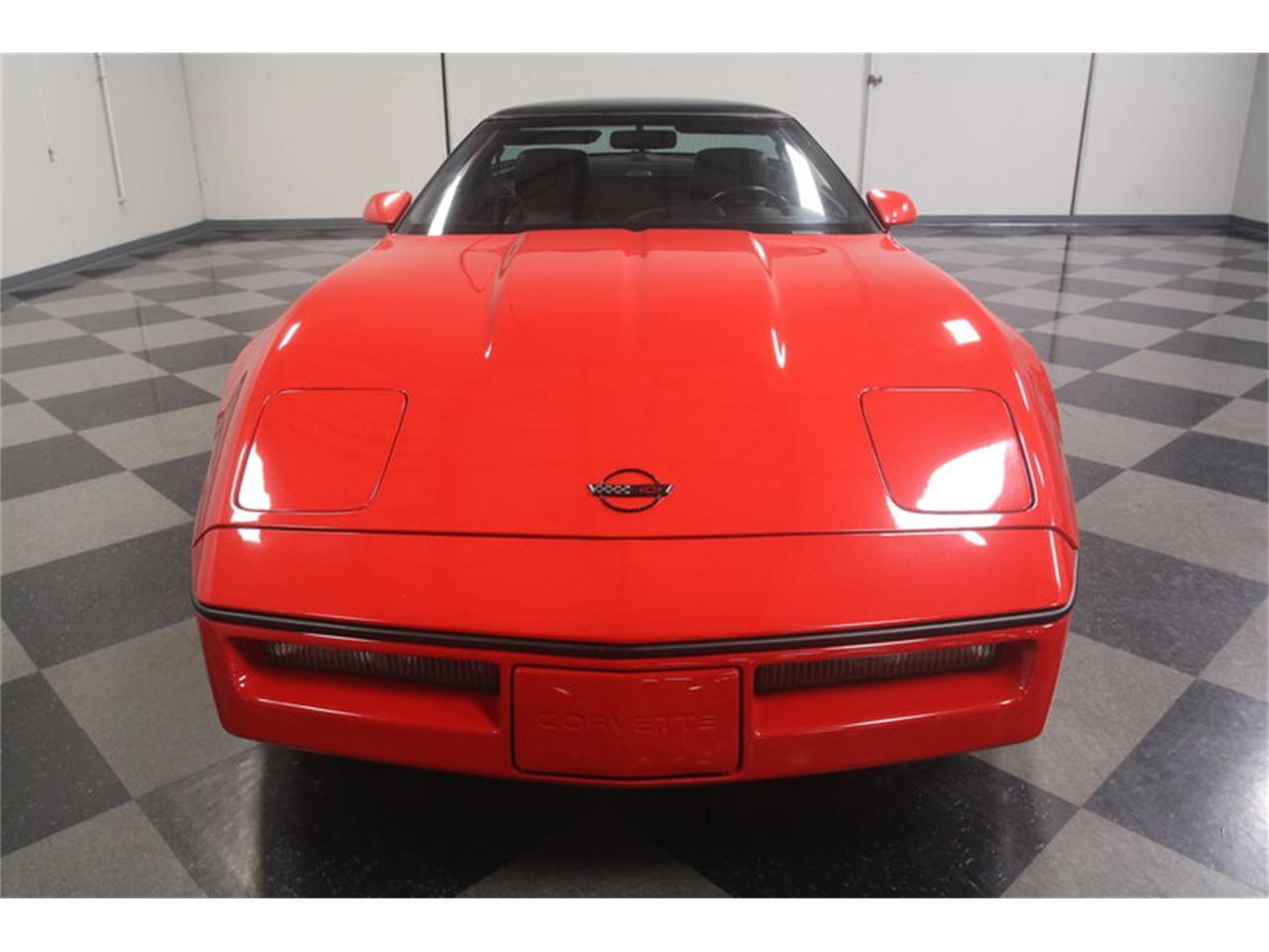Large Picture of 1990 Corvette - MZ8M