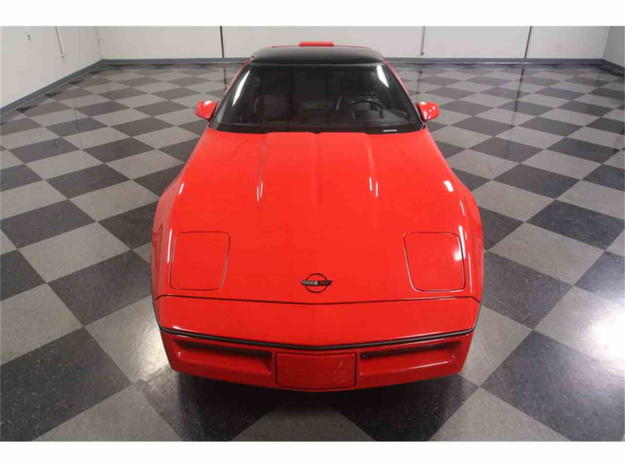 Large Picture of 1990 Chevrolet Corvette - MZ8M