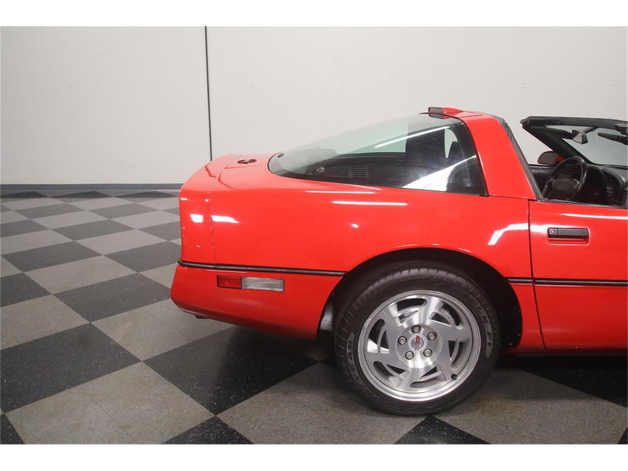 Large Picture of '90 Chevrolet Corvette located in Lithia Springs Georgia Offered by Streetside Classics - Atlanta - MZ8M