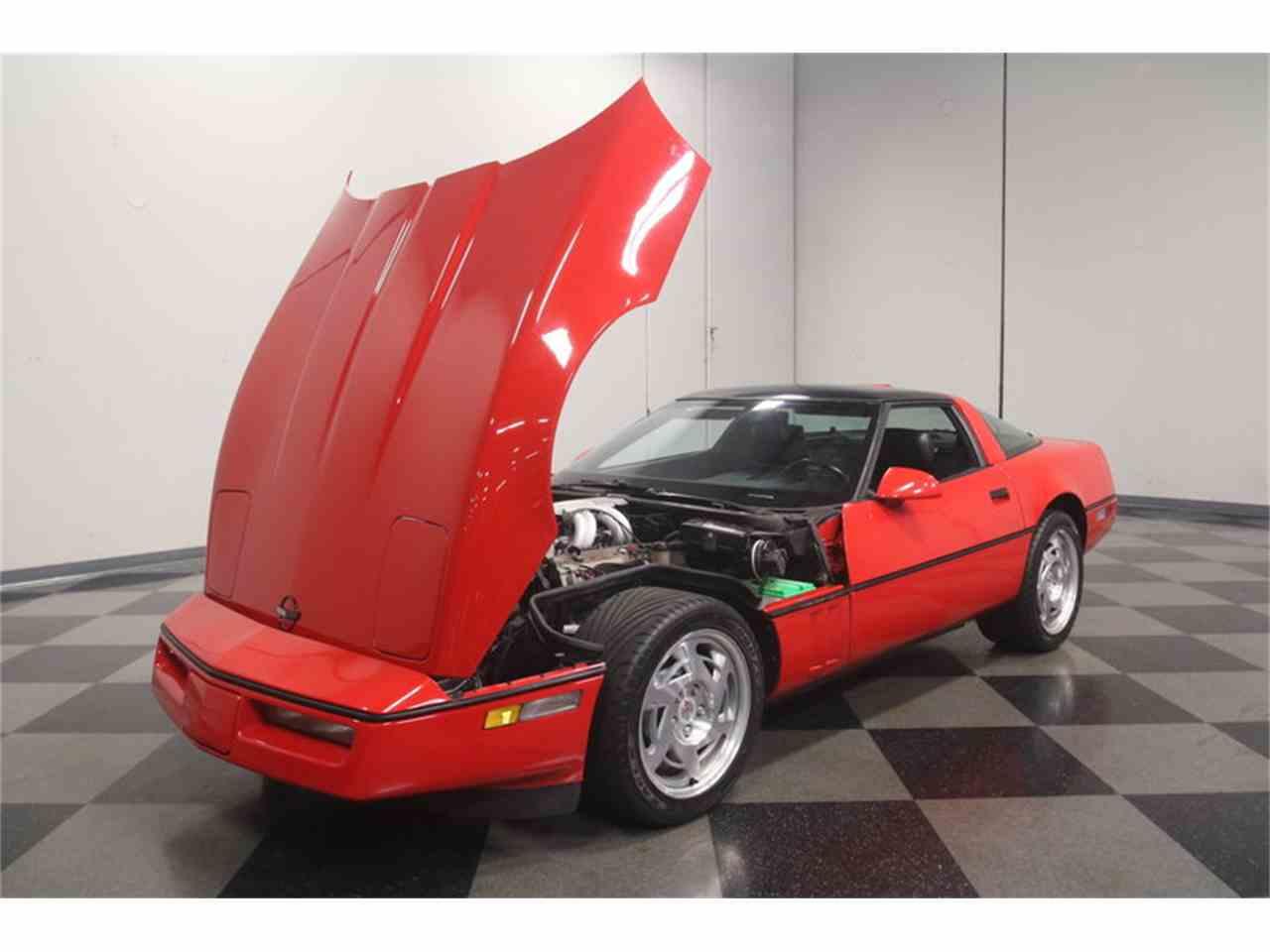 Large Picture of '90 Corvette - MZ8M