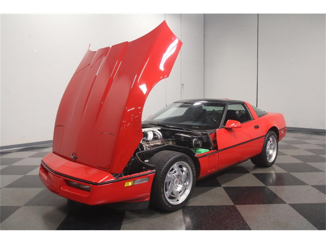 Large Picture of '90 Chevrolet Corvette - $11,995.00 Offered by Streetside Classics - Atlanta - MZ8M