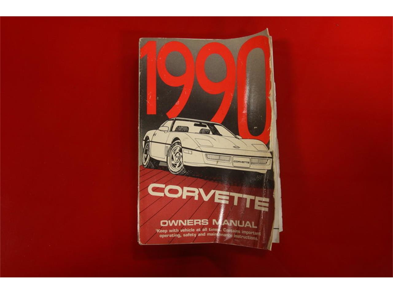 Large Picture of '90 Chevrolet Corvette - $11,995.00 - MZ8M