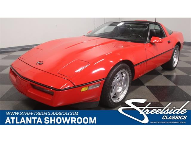 Picture of '90 Chevrolet Corvette located in Lithia Springs Georgia Offered by  - MZ8M