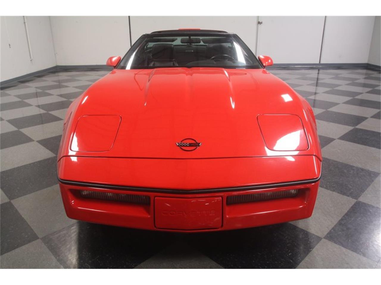 Large Picture of 1990 Chevrolet Corvette located in Georgia - MZ8M