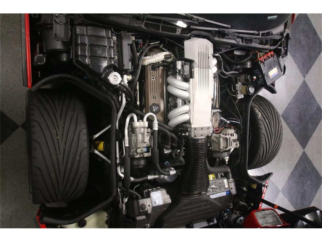 Large Picture of 1990 Chevrolet Corvette Offered by Streetside Classics - Atlanta - MZ8M