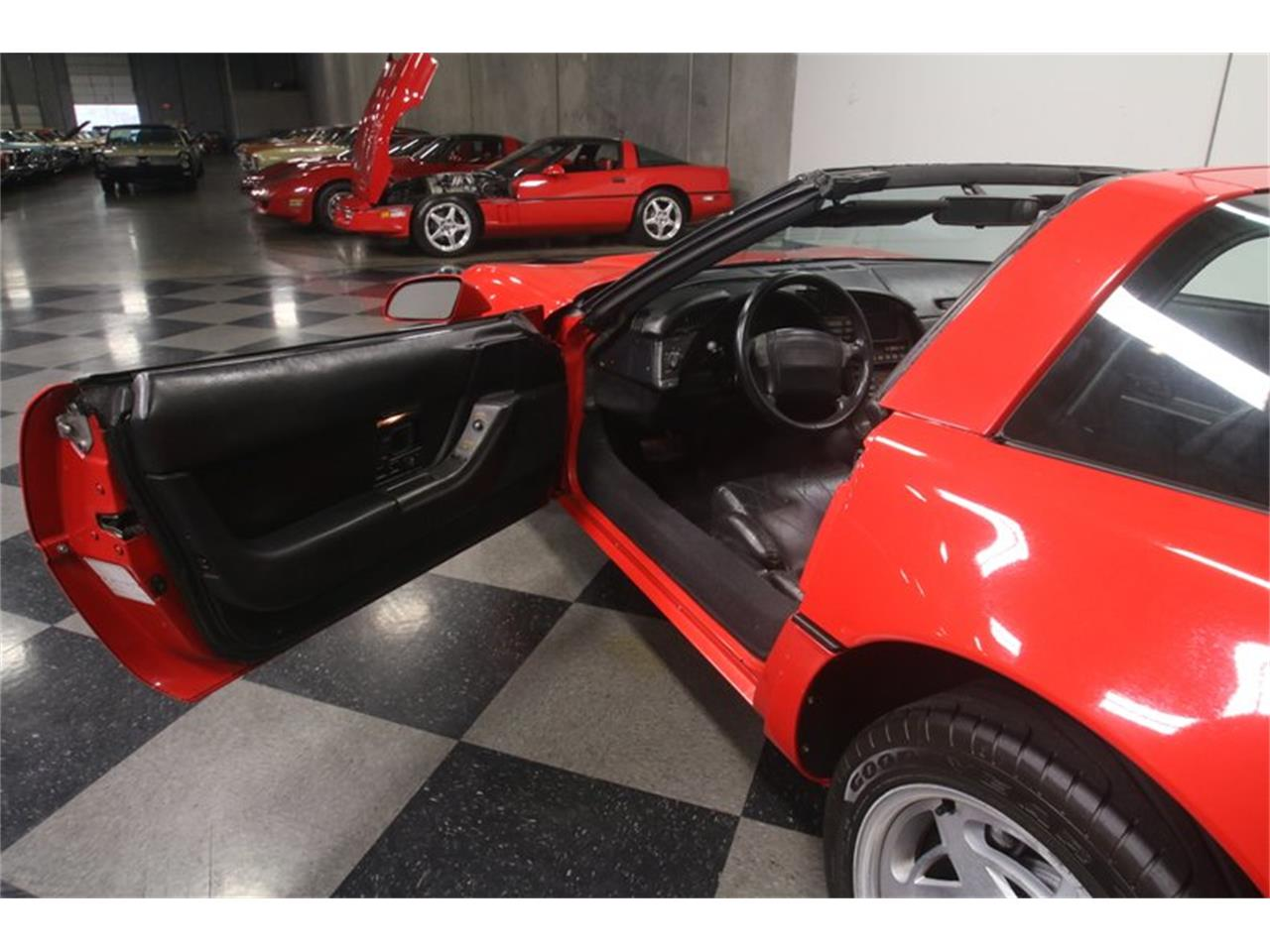Large Picture of '90 Corvette located in Lithia Springs Georgia Offered by Streetside Classics - Atlanta - MZ8M