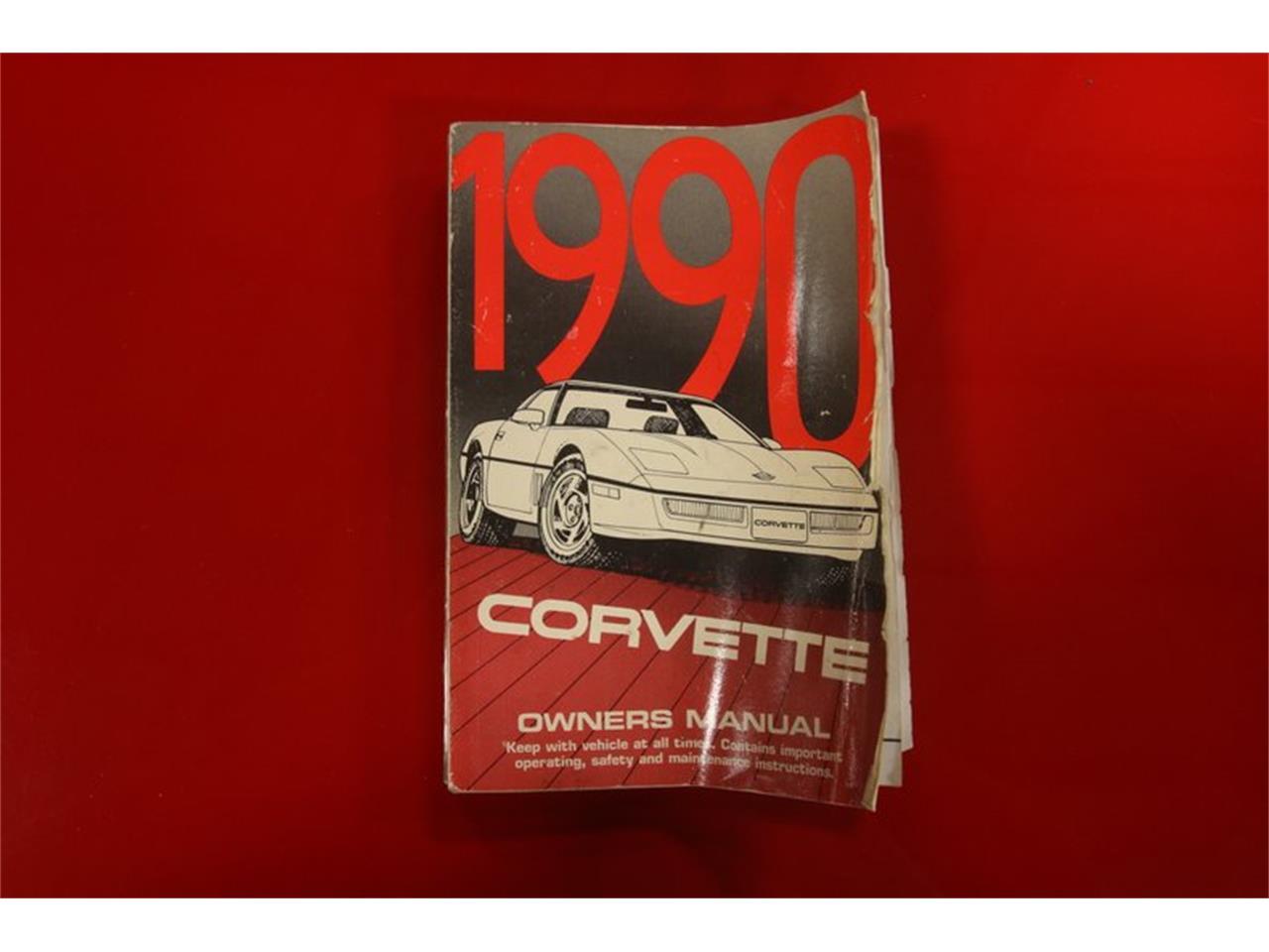 Large Picture of 1990 Corvette located in Lithia Springs Georgia - $11,995.00 - MZ8M