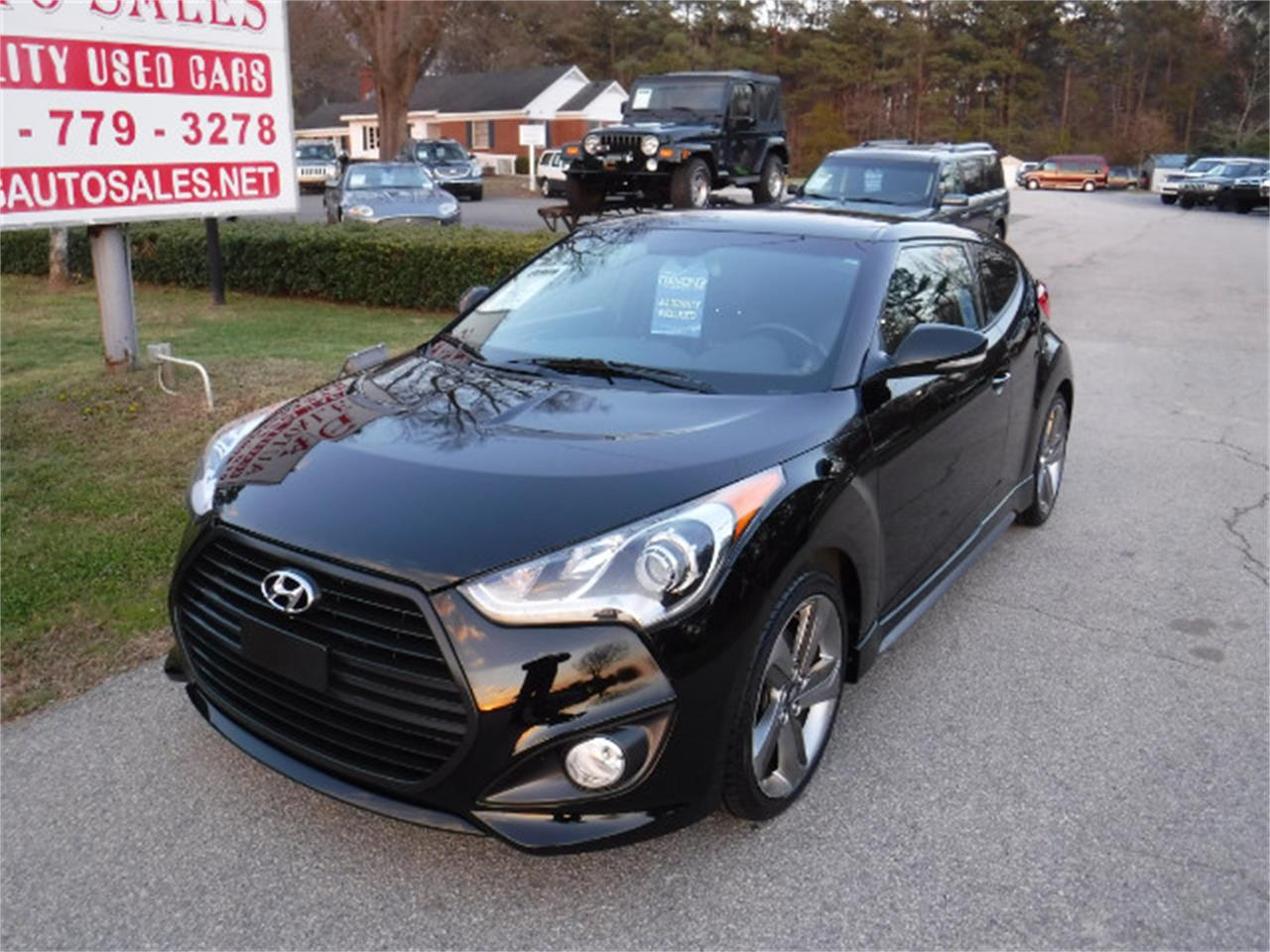 Large Picture of '14 Veloster located in North Carolina - $11,450.00 - MZ8P