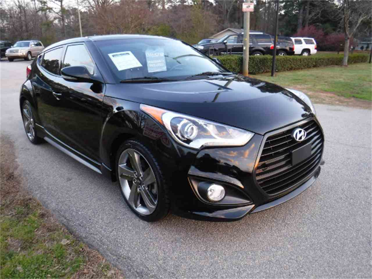 Large Picture of 2014 Hyundai Veloster - MZ8P