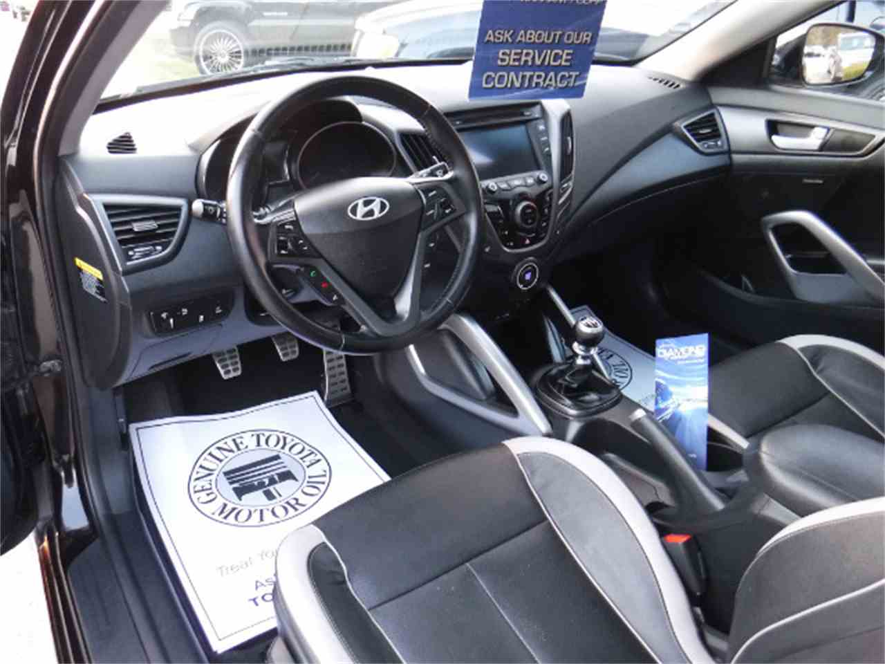 Large Picture of '14 Veloster located in Raleigh North Carolina - $11,950.00 Offered by AMG Auto Sales - MZ8P