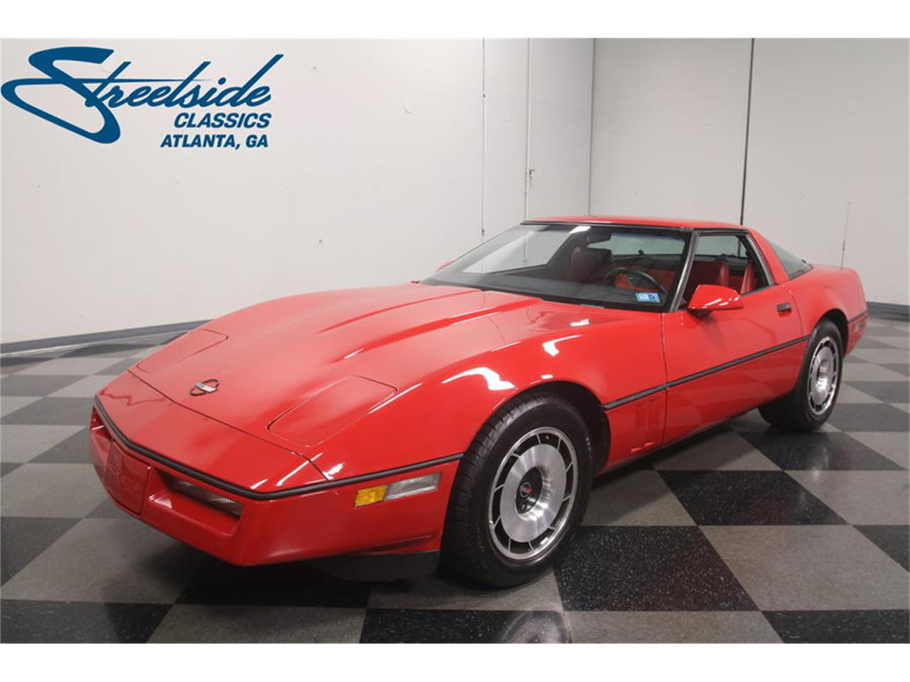 Large Picture of '84 Chevrolet Corvette located in Georgia Offered by Streetside Classics - Atlanta - MZ8R